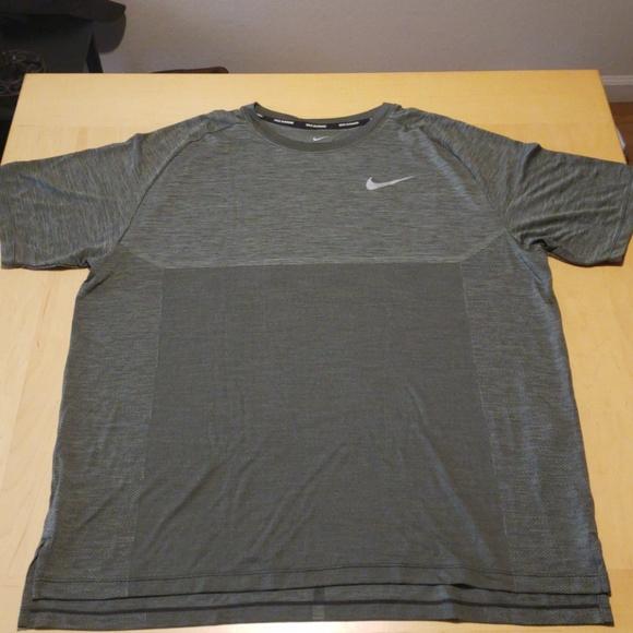 84d7e0be Nike Shirts   Sequoiaclay Green Xl Shirt   Poshmark